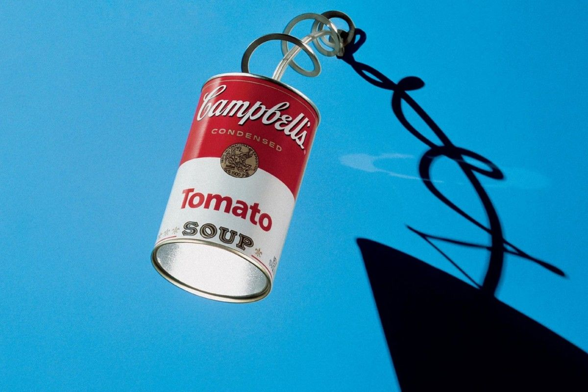 Lampada Ingo Maurer Canned Light