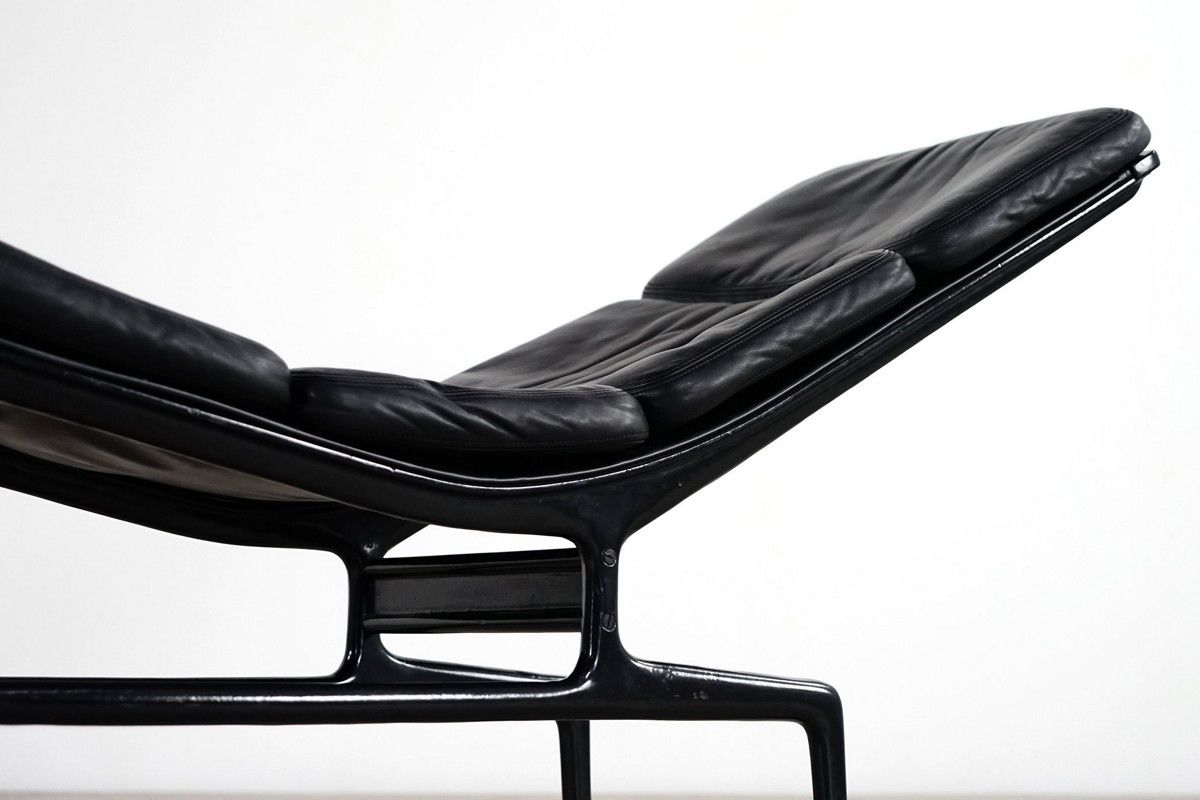 Chaise longue Vitra Soft Pad ES 106